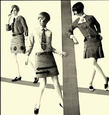 OP Art Fashion 1967 60s 1960s StyleVintage StyleModern