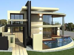 100 Modern House Architecture Plans New Designs