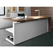 grand bureau pas cher bureau angle design bureau duangle design en verre blanc with