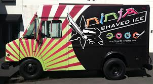 Ninja Shaved Ice Food Truck Wrap - Custom Vehicle Wraps Local Top 10 Zombie Ice Authentic Shaved Miami Gardens Cream Food Truckcurbside And Snow Cone Apex Truck At The California Lighthouse Aruba Stock Photo About Tea Up Kona Shaved Ice Treats Services Gives Back To Lincoln Get Free On Tax Day This Boca Raton Park Truck Akis Island Flavor Best Shave In Pueblo Trucks August 20 Haven Call Me Mochelle Damian Windsor Colaunches Shavie Artisan Vendors Carolina The Fall Music Festival Haole Boys Orange County Roaming Hunger