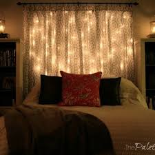 14 String Light Ideas That Are Cozier Than Your Bed