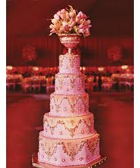 The Fanciest Wedding Cakes Ever