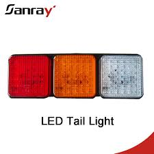 Triple Combination Led Stop Lights Truck Rear Lights Trailer Led ... 2x Led Rear Tail Lights Truck Trailer Camper Caravan Bus Lorry Van 0708 Dodge Ram Pickup Euro Red Clear 111 Round And W Builtin Reflector 4 Inch Led Whosale 2018 8 Car Light Warning Rear Lamps Waterproof Amazonca Trucklite 44022r Super 44 Stopturntail Kit 42 2 Pcs With License Plate Lamp Durable Lights Ucktrailer Circular Stoptail Lamp 1030v 1 Pair 12v Turn Signal 20fordf150taillight The Fast Lane