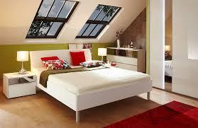 wohnen mit dachschrä möbel magazin