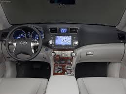 2013 Toyota Highlander Captains Chairs by Toyota Highlander Hybrid 2011 Pictures Information U0026 Specs