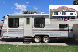 Camper Makeover How To Repaint A Or RV