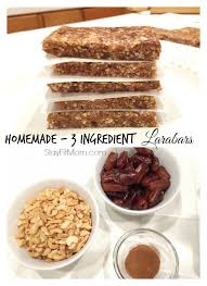 3 Ingredient Larabars Are A Healthy Snack For The Whole Family To Enjoy