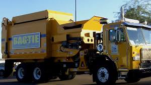 100 Scorpion Truck City Of Scottsdale CNG 31YD DaDee Garbage YouTube