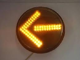traffic signal arrows arrow led traffic signal