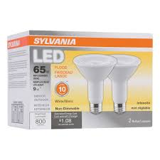 led value series 2 pack par30 neck 9 watt 65 watt