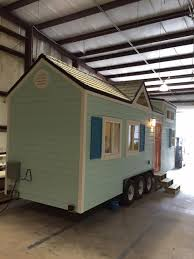 100 Small Home On Wheels A Beachstyle Tiny House On Wheels From Cornerstone Tiny