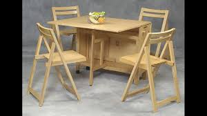 Amazing Space Saving Table And Chairs - YouTube Space Saving Kitchen Table And Chairs House Design Ipirations Saver Marvellous Classic Ikea Folding Ding Tables Surripuinet Spacesaving 4 Seater Ding Table Set In Blairgowrie Perth And Interior Sets With Next Day Delivery Room Set Value Compact 2 Seater Ideas 42 Inch Round Langford For 7500 Sale Of 3 Rustic Rectangular Benches 5 Pcs Wood W Storage Ottoman Stools Courtyard Costway Piece Dinette