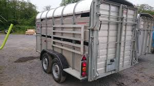 Hudson Cattle/Sheep Livestock Box | ConnAgri Alinum Livestock Box Ludens Inc Daf Cf Truck The Farming Forum Stock Boxes Cimarron Trailers Wilson Multi Axles Trailer American Simulator Mod New 10x5 Twin Axle Hartnett Products Farmstock Plowman Brothers Jones Company Home Eby Big Country Flatbed Bodies Welcome To Rodoc Cm All Steel Horse Cargo Monocoque Valley Crates And Eeering