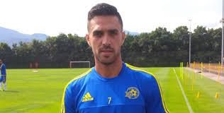 100 Zahavi Our New Captain Eran Maccabi Tel Aviv Football Club