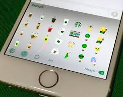 Starbucks Launched Its Own Keyboard App So You Can Text Emojis Of