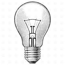 Vintage Light Bulb Drawing Google Search Tattoos Pinterest