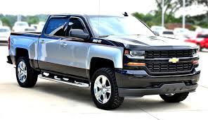 Check Out New And Used Vehicles At Gentry Chevrolet Inc.