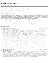 Sample Resume For Federal Government Job Popular Indeed