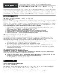 New Grad Rn Resume Objective Examples Nursing Charge Nurse Of Implementing Care Plans With Objectives Example