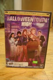 Sesame Street A Magical Halloween Adventure Vhs by Disney U0027s Halloweentown High Dvd Enkore Kids