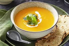 Pumpkin Bisque Recipe Vegan by Ginger Pumpkin Soup