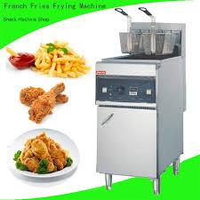 tamis electrique cuisine 1 pc vertical monocylindre à tamis commerciale friteuse