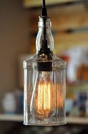 Wine Bottle Pendant Light Kit Lighting Ideas Inside Plan