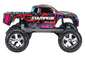 Traxxas® TRA36054-1-HWN - Stampede Series 1/10 Scale Hawaiian 2WD ... Traxxas 116 Grave Digger Monster Jam Replica Review Rc Truck Stop 30th Anniversary 110 Scale 2wd Erevo 168v Dual Motor 4wd Truck Rtr W Tsm Tqi 24 Its Hugh The Xmaxx Electric From Tra390864 Emaxx Series Black Brushless 491041blk Tmaxx Nitro Jegs Summit Vxl 116scale Extreme Terrain Stampede 4x4 Wtqi Gointscom Destruction Tour At The Expo In Central Point