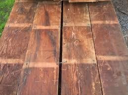 Finishing Douglas Fir Flooring by Reclaimed Douglas Fir Heritage Salvage