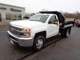 100 Regular Cab Truck PreOwned 2017 Chevrolet Silverado 3500hd Cc Work