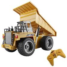 100 Dump Truck Drivers Amazoncom Fisca RC 6 Ch 24G Alloy Remote Control