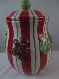 Cracker Barrel White Ceramic Christmas Tree by Ceramic Cookie Jar Shaped Like Rocky Road Top Waffle Ice Cream