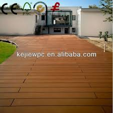 wpc flooring outdoor garden embossed wood plastic composite