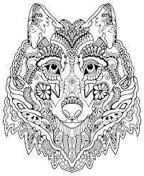 Detailed Coloring Books Dragon Pages Intricate Extremely Difficult