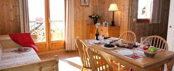 location vacances résidence les chalets des cimes la toussuire en été