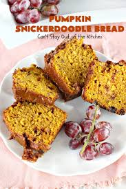 Panera Bread Pumpkin Muffin Nutrition Facts by Pumpkin Snickerdoodle Bread Can U0027t Stay Out Of The Kitchen