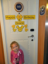 Cruise Door Decoration Ideas by Great Idea To Decorate Our Door For The Kids Since They Are