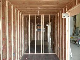 Insulated Frp Ceiling Panels by Insulation Interior Finishing Container Technology Inc