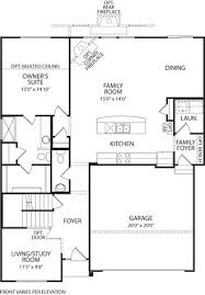 Drees Homes Floor Plans by Chester