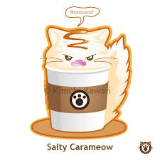 cat coffee salty cat coffee by kimchikawaii on deviantart