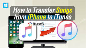 How to Transfer Songs from iPhone to iTunes