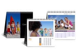 calendrier de bureau personnalisé le calendrier photo personnalisé