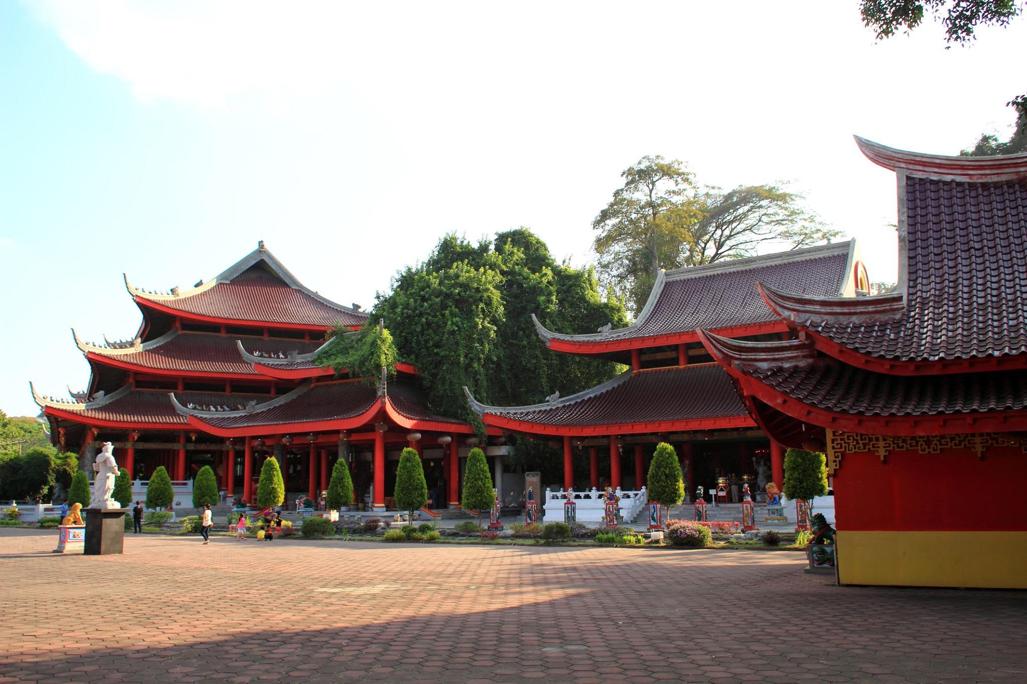 Sam Poo Kong Temple