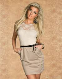 beautiful sunny lace summer dress collection