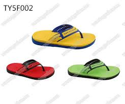 Tongyu Soft Eva Sole Men Fashion Beach Walk Slippers