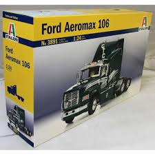 Italeri 1:24 3891 FORD AEROMAX 106 MODEL TRUCK KIT - Italeri From ... Tamiya 56348 Actros Gigaspace 3363 6x4 Truck Kit Astec Models Ford F150 The Crittden Automotive Library Toyota Hilux Highlift Electric 4x4 Scale Truck Kit By Meccano New Set 4x4 Building Sets Kits Baby Revell 1937 Panel Delivery 854930 125 Plastic Italeri 124 3899 Iveco Stralis Hiway Model Deans Hobby Stop Colctable Model Car Motocycle Kits 300056335 Mercedes Benz 1851 Gigaspace 114 07412 Peterbilt 359 From Kh