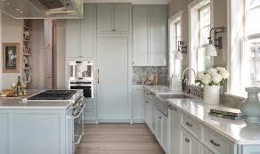 quartz countertops transitional kitchen benjamin