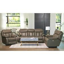 Power Reclining Sofa Problems by Leather Recliners Costco