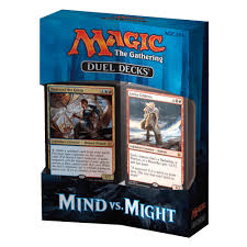 Mtg Golem Edh Deck by Mtg Duel Decks Mind Vs Might Duel Decks