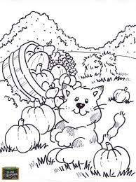 Pumpkin Patch Coloring Pages Printable by Cat In The Pumpkin Patch Free Teaching Tool Printable